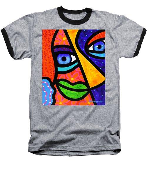 How Do I Look Baseball T-Shirt