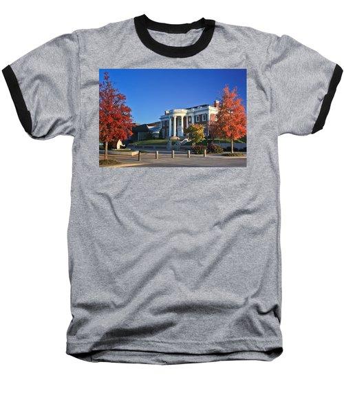 Hunter Museum In Autumn Baseball T-Shirt