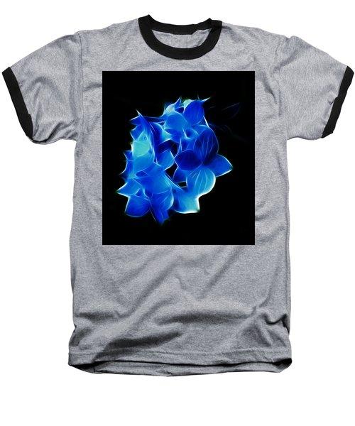 Baseball T-Shirt featuring the photograph Hydrangea by Lynn Bolt