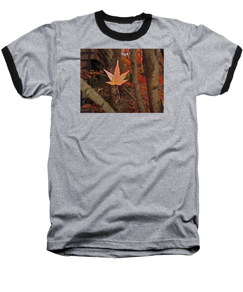 I Know- I Know- I See It Baseball T-Shirt by Cliff Spohn