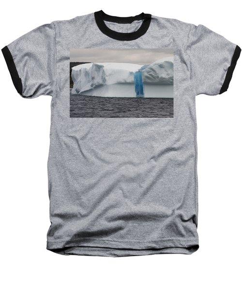 Baseball T-Shirt featuring the photograph Iceberg by Eunice Gibb