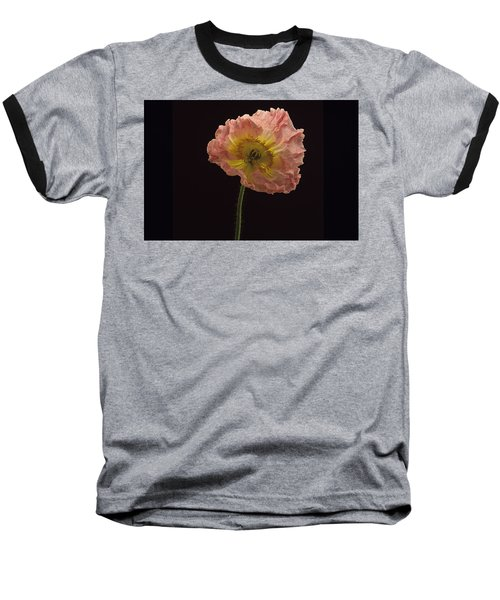 Iceland Poppy 3 Baseball T-Shirt