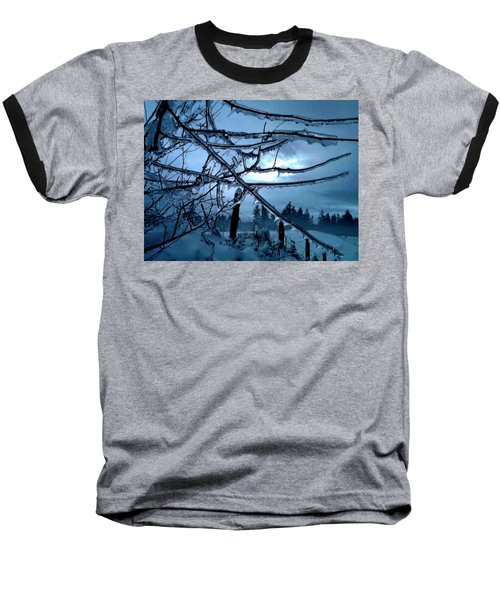 Baseball T-Shirt featuring the photograph Illumination by Rory Sagner