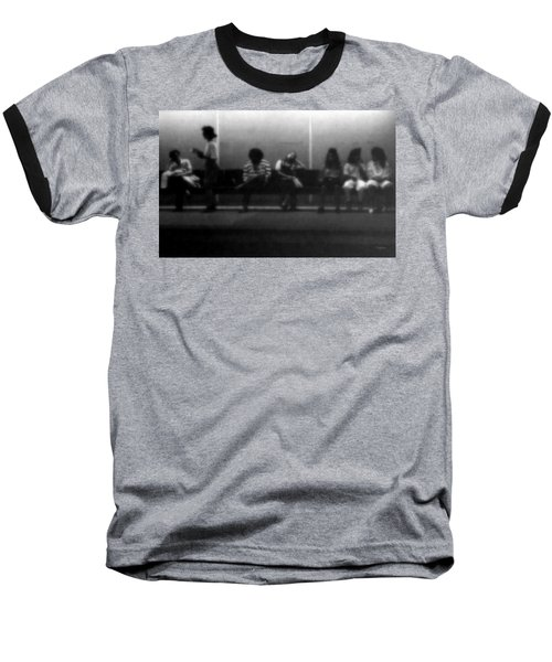 Images Of Waiting Baseball T-Shirt