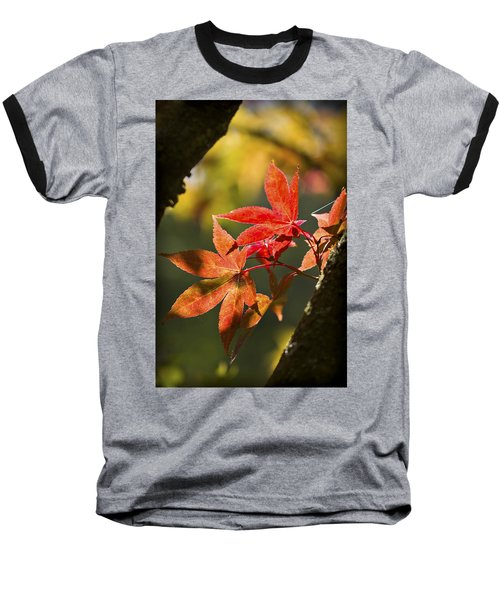 Baseball T-Shirt featuring the photograph In Between... by Clare Bambers
