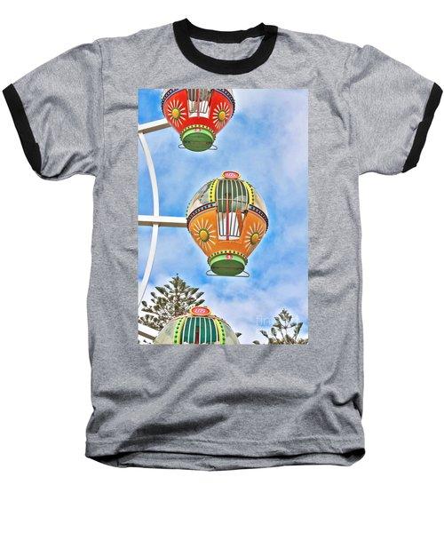 In Descent Baseball T-Shirt