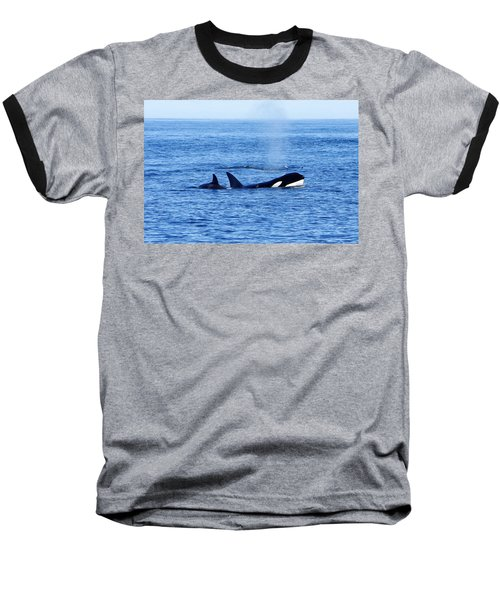 In The Great Wide Ocean Baseball T-Shirt
