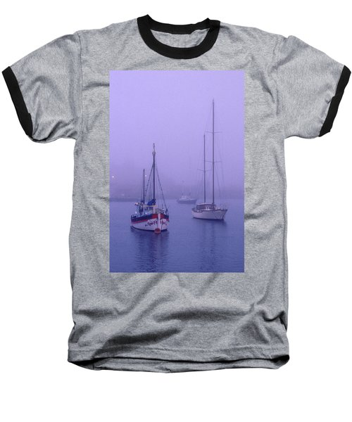 In The Mist Baseball T-Shirt