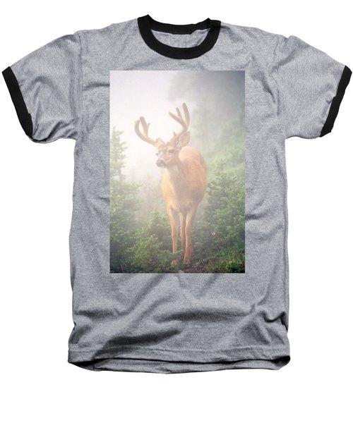 In The Mist Baseball T-Shirt