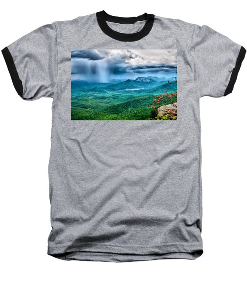 Incoming Storm Baseball T-Shirt