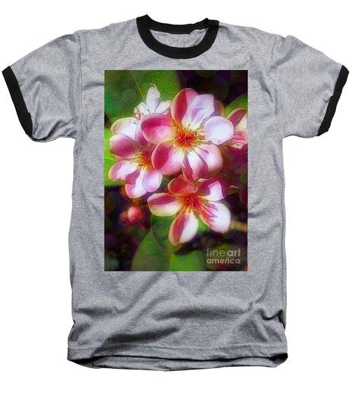 India Hawthorne Baseball T-Shirt by Judi Bagwell