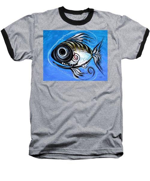 Industrial Goddess Baseball T-Shirt
