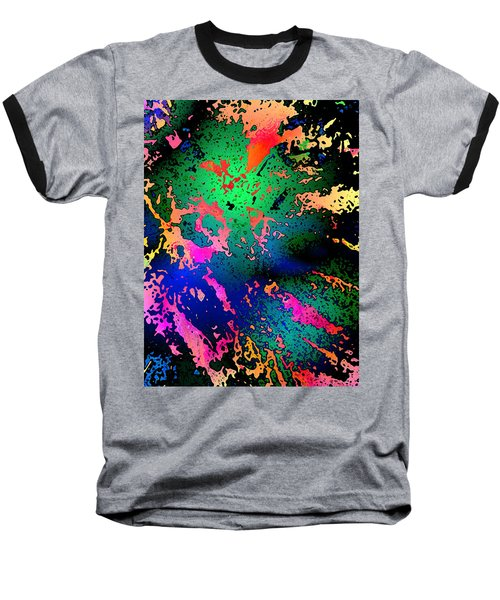 Baseball T-Shirt featuring the photograph Inner Space by David Pantuso