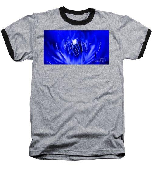 Inside A Flower Baseball T-Shirt
