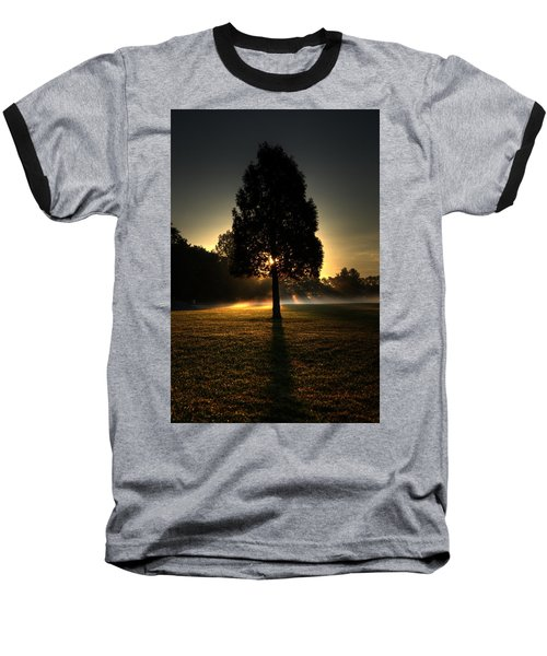 Inspirational Tree Baseball T-Shirt