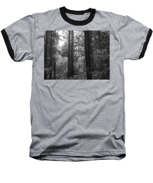 Into The Wood Baseball T-Shirt