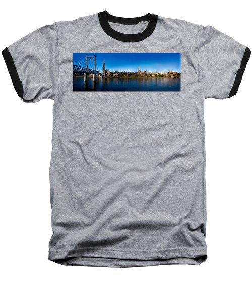 Inverness Waterfront Baseball T-Shirt