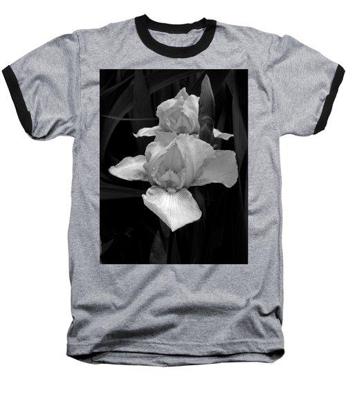 Baseball T-Shirt featuring the photograph Iris by David Pantuso