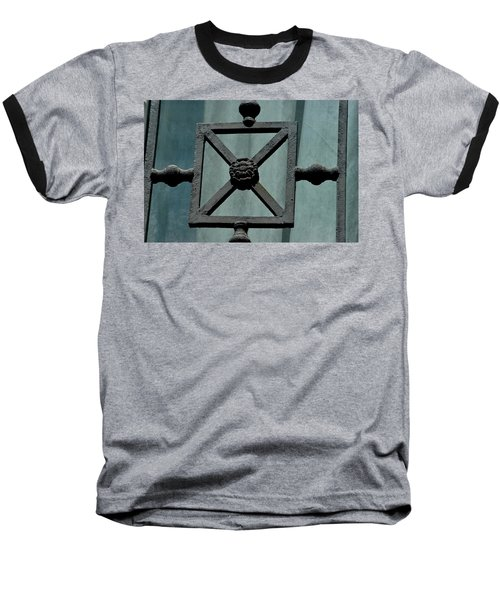 Iron Work Baseball T-Shirt