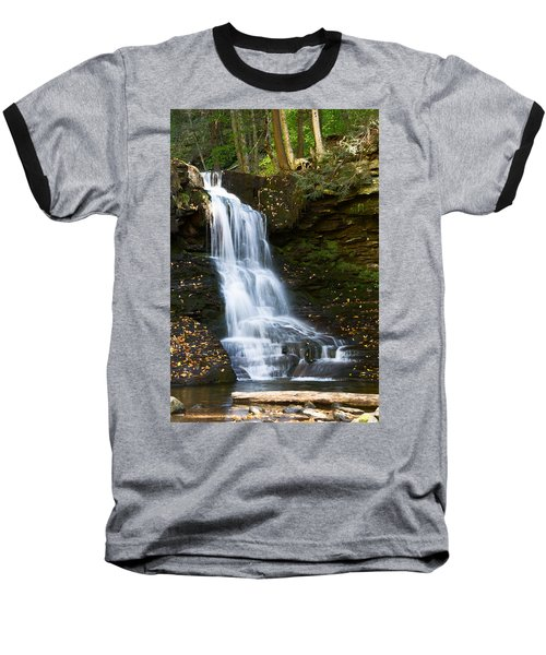 Is It Cottonwood Baseball T-Shirt by Ronald Lutz