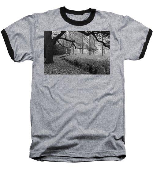 Baseball T-Shirt featuring the photograph Isabella Plantation by Maj Seda