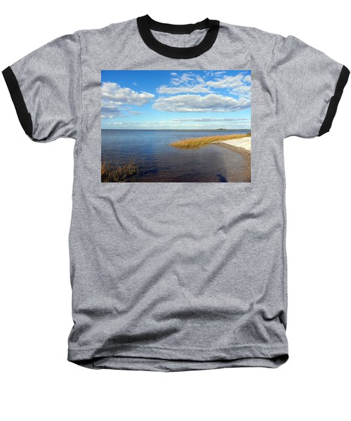 Island Skies Baseball T-Shirt