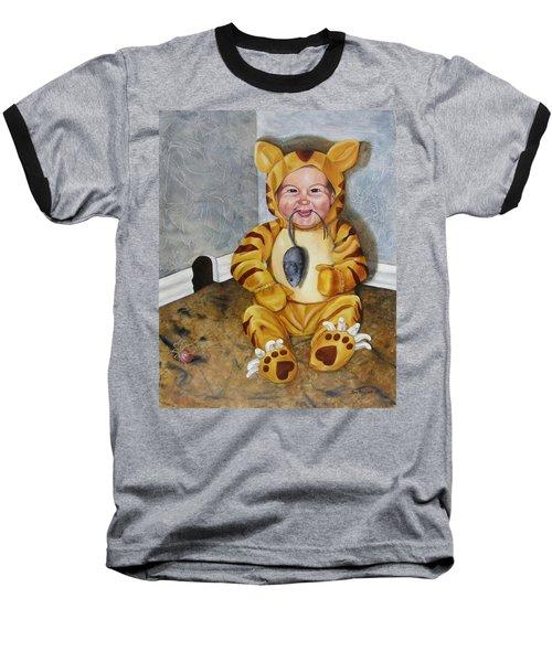 James-a-cat Baseball T-Shirt