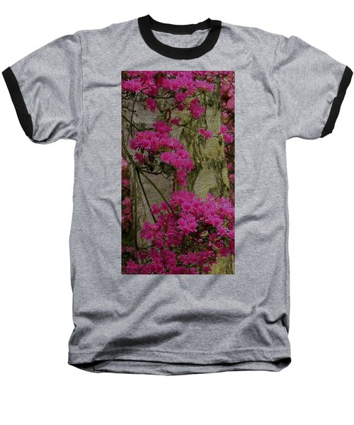 Baseball T-Shirt featuring the photograph Japanese Painting by Manuela Constantin