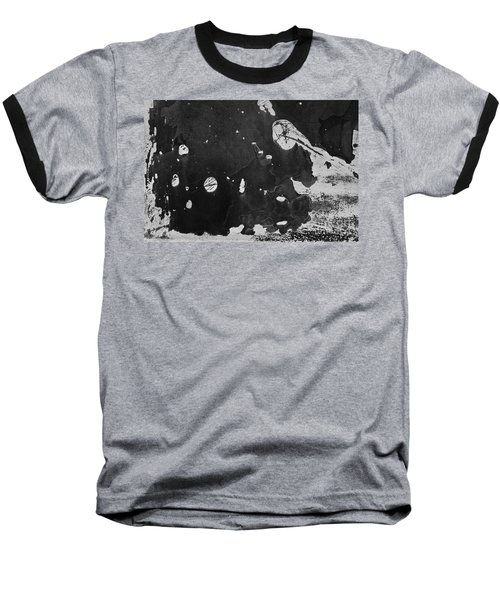 Jerome Abstract No.1 Baseball T-Shirt