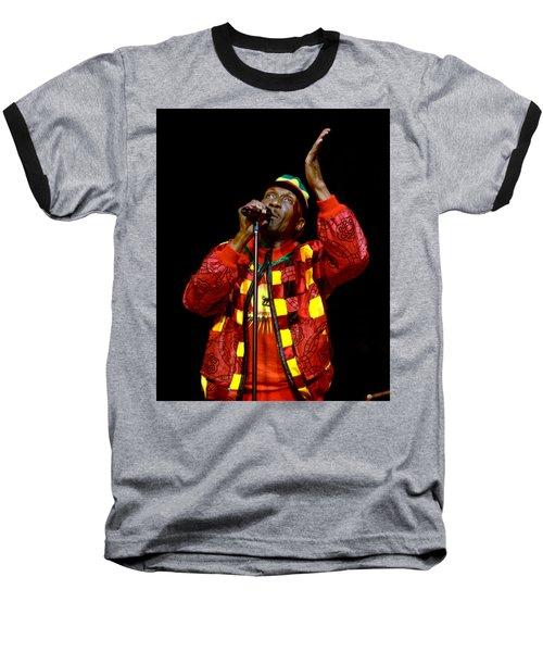 Jimmy Cliff Baseball T-Shirt