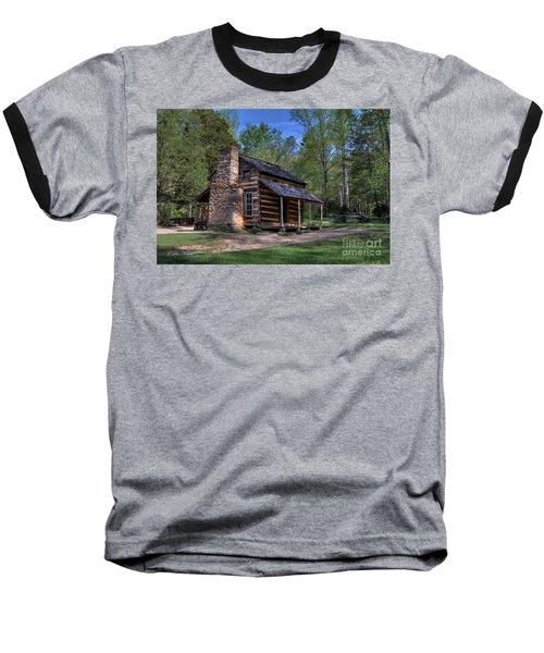 John Oliver Cabin Baseball T-Shirt
