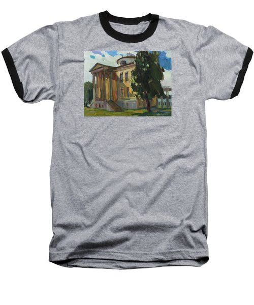 July Day In Russian Estate Baseball T-Shirt