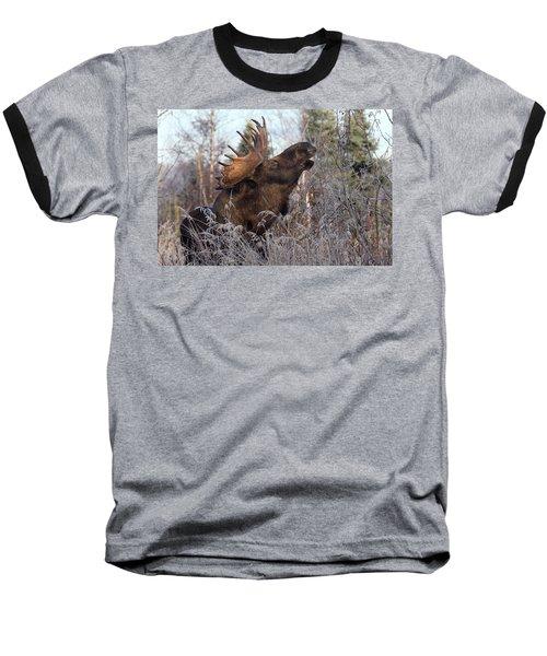 Just A Little Bit Higher Baseball T-Shirt