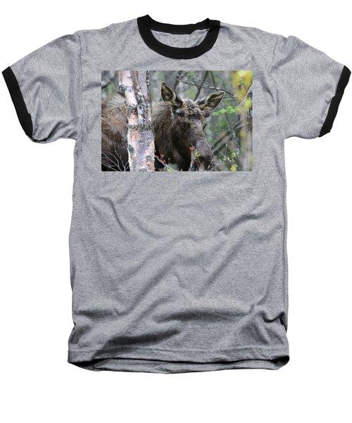 Baseball T-Shirt featuring the photograph Just A Start by Doug Lloyd