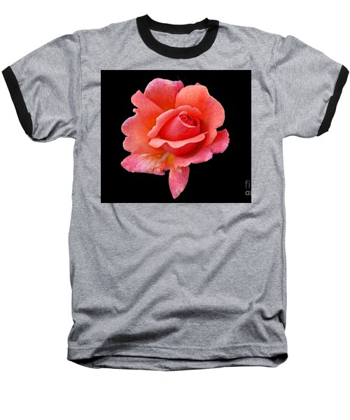 Baseball T-Shirt featuring the photograph Just Peachy by Cindy Manero