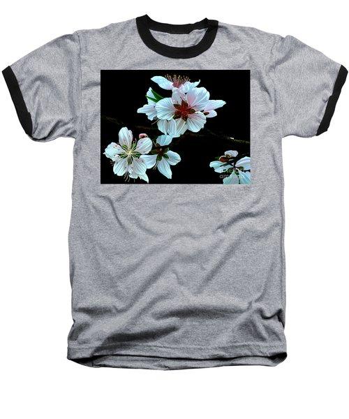 Just Peachy Baseball T-Shirt