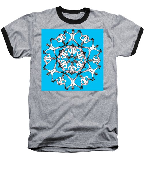 Kaleidoscoot Baseball T-Shirt