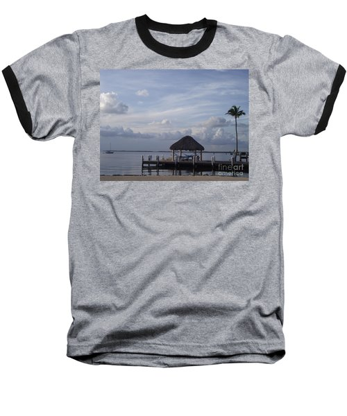 Key Largo Retreat Baseball T-Shirt