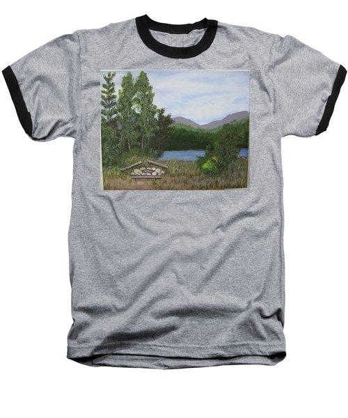 Kootenay Lake Bc Baseball T-Shirt