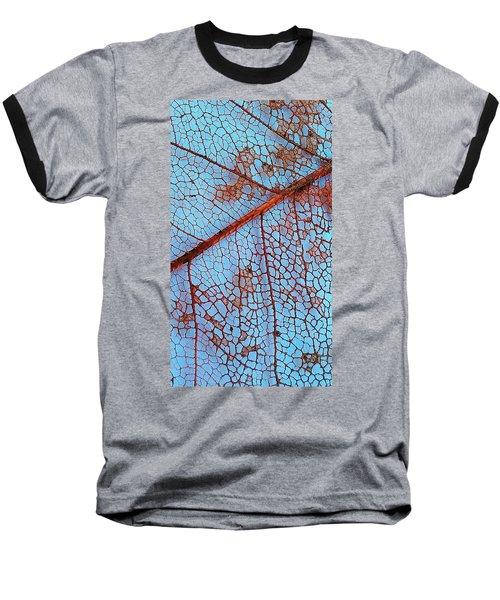 Lace Leaf 2 Baseball T-Shirt