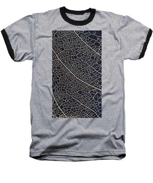 Lace Leaf 5 Baseball T-Shirt