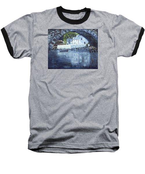 Lackagh Bridge Baseball T-Shirt