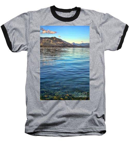 Lake Cowichan Bc Baseball T-Shirt