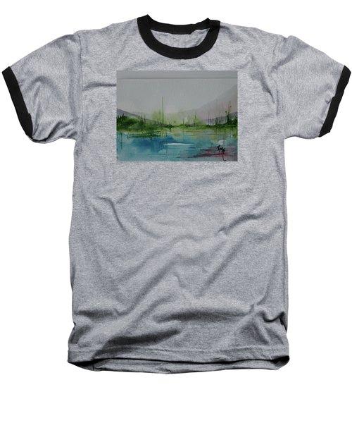 Lake Study 3 Baseball T-Shirt