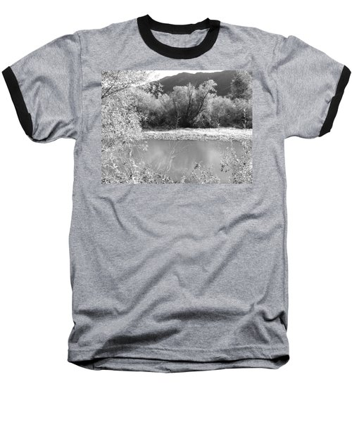 Lakeside Mountain View Baseball T-Shirt