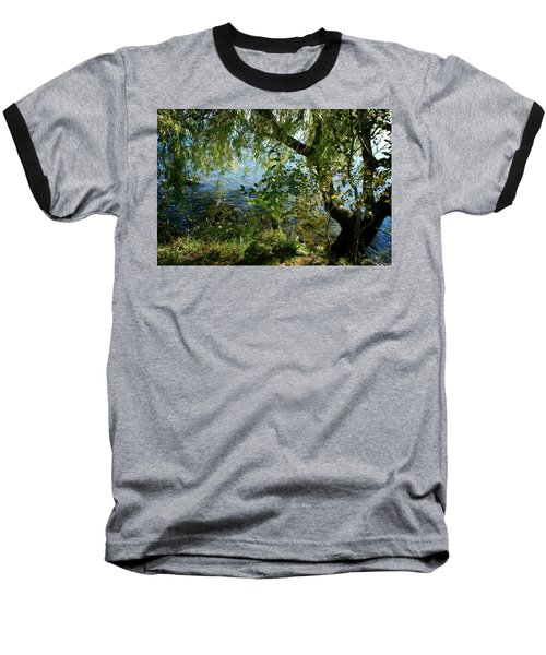 Lakeside Tree Baseball T-Shirt