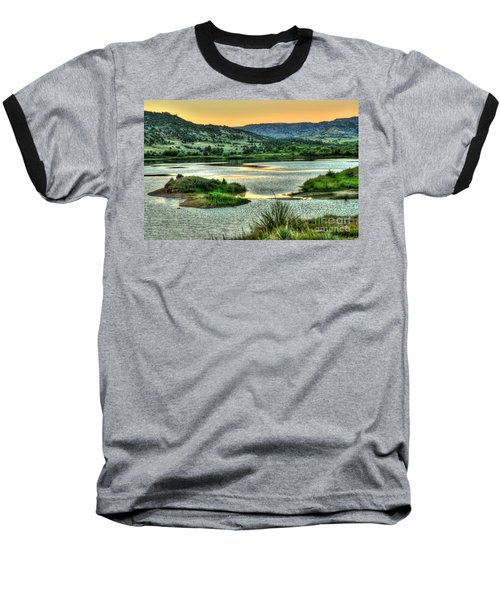 Lakeside View Baseball T-Shirt