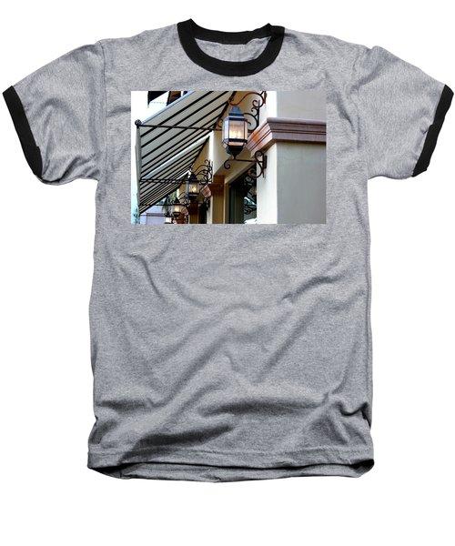 Lanterns And Lines Baseball T-Shirt