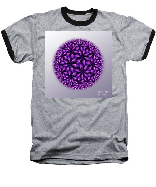 Last Dream Mandala Baseball T-Shirt