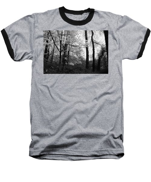 Lasting Leaves Baseball T-Shirt